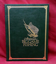 American Big Game Fishing, 1986,  #1082/3000,  Lynn Bogue Hunt Illustrated