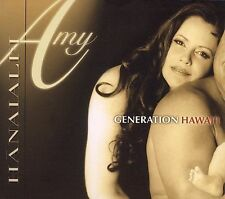 Generation Hawai`i Amy Hanaiali'i Audio CD