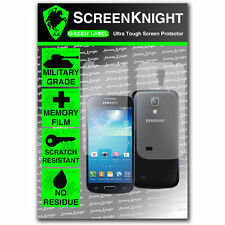 Screenknight Samsung Galaxy S4 Mini completa cuerpo Protector De Pantalla Invisible Shield