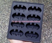 Batman Ice Jelly Chocolate Fondant Soap Clay Silicone Mold Molder