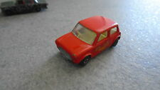 voiture matchbox lesney austin mini cooper type majorette france