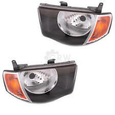 Scheinwerfer Set Mitsubishi L200 Bj. 11.05.-08.07 mit Blinker(orange) H4 8LQ