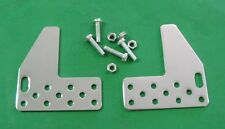MINI CHROME SEAT ADJUSTING BRACKET KIT