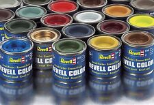 "(100 ml=11,36€) Revell ""Email-Color-Farben"" 14 ml Dose, 88 Farben zur Auswahl"