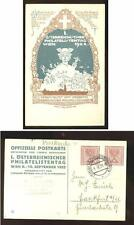 Austria: 1922 Philately Day, card designed by L. Hessheimer