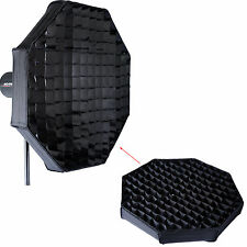 "Cloth Honeycomb Grid for 24"" Octagonal Beauty Dish Studio Flash Light Softbox"