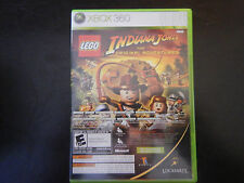 LEGO Indiana Jones and Kung Fu Panda Dual Pack (Microsoft Xbox 360, 2008)