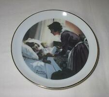 """Mother's Love"" by Norman Rockwell Collector Plate"