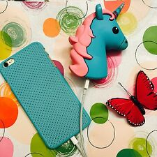 Power Bank Unicorn Rainbow Blue Pink Emoji 2600mAH Powerbank Portable Charger