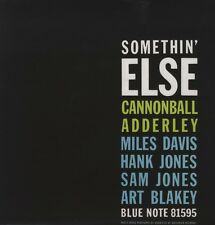 CANNONBALL ADDERLEY - SOMETHIN' ELSE  VINYL LP NEU