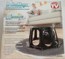 New! RoboMop Softbase  (Automatic cordless Floor Dusting Robot/Sweeper)