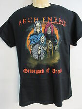 NEW - ARCH ENEMY GRAVEYARD OF DREAMS BAND / CONCERT / MUSIC T-SHIRT MEDIUM