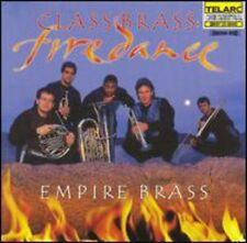 Firedance - Empire Brass (1999, CD NIEUW)
