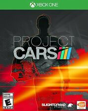 NEW Project Cars (Microsoft Xbox One, 2015)