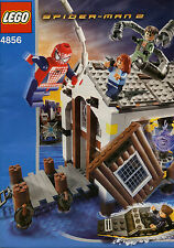 LEGO 4856 SPIDERMAN - Doc Ock's Hideout - 2004 - NO BOX