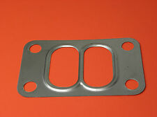 Universal Pressed Stainless Steel T3 Manifold - Turbo Gasket Divided Twin Scroll