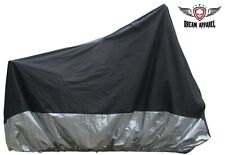 Harley Davidson Motorcycle Motorbike Cover Rain Waterproof Storage Shelter Bike