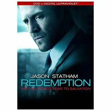 Redemption (DVD / UV Code / WS) Jason Statham - Very Good Cond- FREE S&H