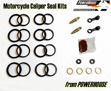 Triumph Speed Triple 1050  2005 06 07 Nissin radial front brake caliper seal kit