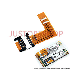 USIM SIM Card Reader Expansion Pack 3G/HSPA WWAN Module