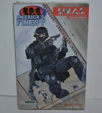NIB Ultimate-Soldier Americas Finest S.W.A.T. Subdued Urban Camo Action Figure