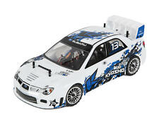 Kyosho Fazer VE-X 2006 Subaru Impreza 1/10 Electric Rally Car
