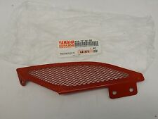 NOS YAMAHA 8CR-77132-00-00 HOOD LOUVER #2 RED VT500 MM600 VX700 PZ500  VT700