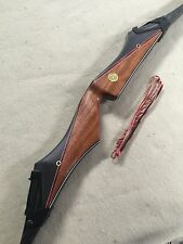 "Bear Archery Takedown  Recurve bow Two Tone ""B"" Riser #1limbs, 50 LH 60"""