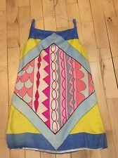 Emilio Pucci Vintage Shift Dress