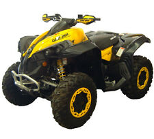 Overfenders Can-Am Renegade 570 800 800R 850 1000R EFI XXC 2007-2017 Extra Wide