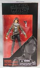 "Star Wars Rogue One 6"" Black Series Sergeant Jyn Erso (Jedha) - Wave 1/3"