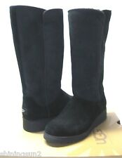Ugg Kara Black Women Boots US10/UK8.5/EU41/JP27