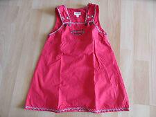 ESPRIT schönes Trägerkleid rot  Gr. 92/98 TOP  BS1115
