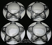 "Lincoln NAVIGATOR Chrome Wheel Center Hub Caps Rim Cover 5 Lug Wheels 16"" & 17"""