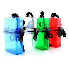 Waterproof Container Plastic Box Case Storage Keep Phone Wallet Dry Card Holder