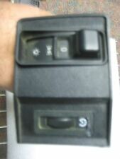 BMW  PART # 8-351-235.1 controller button cluster panel dash--USED--