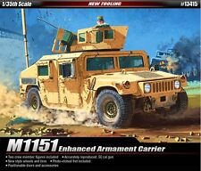 Academy 1/35 Plastic Model Kit M1151 Enhanced Armanent Carrier #13415