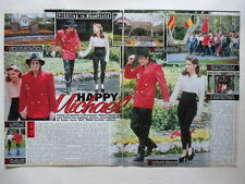 Michael Jackson Presley Kelly Family Kylie Minogue Phoenix clippings Germany