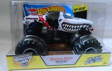 HOT WHEELS 2014 MONSTER JAM 1/24 MONSTER MUTT DALAMATION TRUCK *New*
