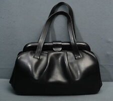 BORSA IN PELLE LEATHER BAG VINTAGE  BOX11