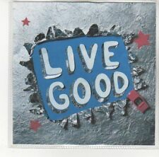 (DL813) Naive New Beaters, Live Good - DJ CD