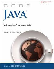 Core Java Volume I--Fundamentals (10th Edition) (Core Series), Horstmann, Cay S.