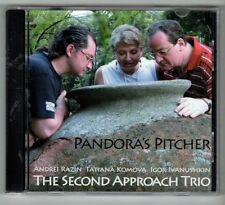 (GX868) The Second Approach Trio, Pandora's Pitcher - 2011 CD
