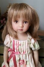 Monique Chari Wig 7/8 for Effner Little Darling Kish Ellowyne BJD MSD Strawberry