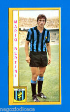 # CALCIATORI PANINI 1969-70 - Figurina-Sticker - BERTINI - INTER -Rec