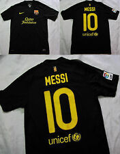 LEO MESSI #10 FC BARCELONA away jersey shirt NIKE 2011-2012 BARCA adult SIZE M