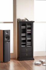 colonna porta dvd ikea in vendita ebay. Black Bedroom Furniture Sets. Home Design Ideas
