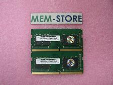 32GB (2x16GB) DDR4-2133MHz PC4-17000 SODIMM Memory for Alienware 17 R3 Skylake