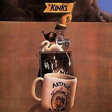 THE KINKS - ARTHUR (OR THE DECLINE&FALL OF THE BRITISH EMPIRE)  VINYL LP NEU