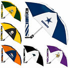 NFL Licensed Automatic Push Button Umbrella 42 Inch by Totes - Pick Your Team!